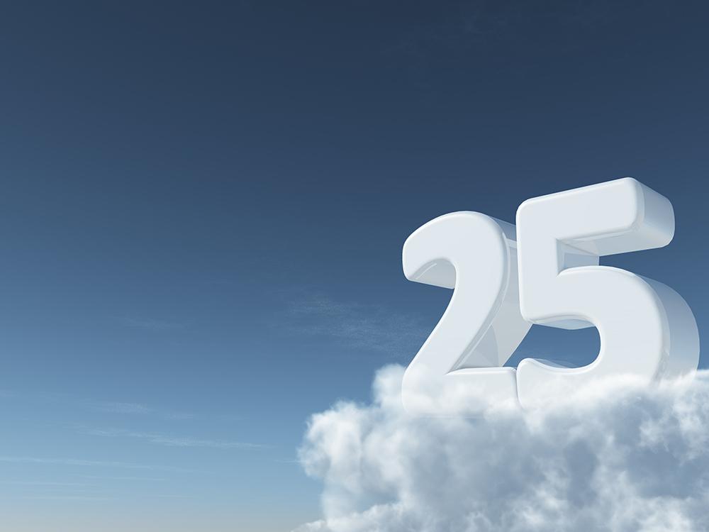 Año veinticinco: un nuevo capítulo