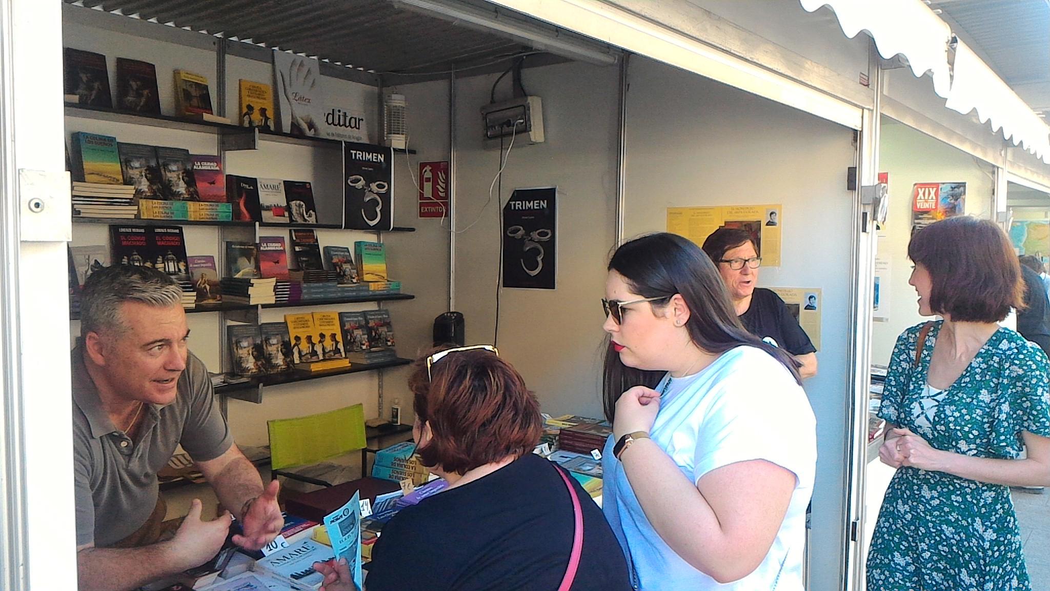 31 de mayo: abrimos la Feria del Libro de Zaragoza 2019